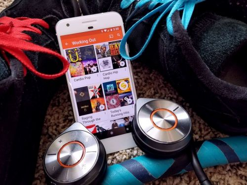7 Google Play Music playlists to get your blood pumping while you work out