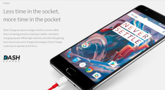 OnePlus to ditch Dash charge as it trademarks Warp charge