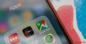 Google Maps server-side test adds restaurant star ratings to the map view