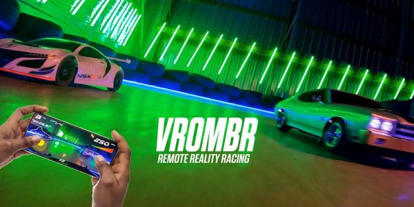 Vrombr is an upcoming remote reality racing title by Polyptik
