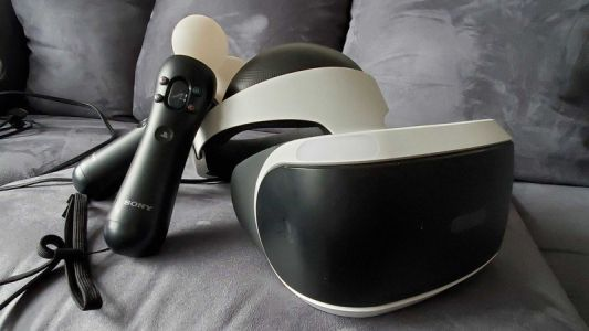 Sony has filed a new patent for VR controllers, possibly for PSVR 2