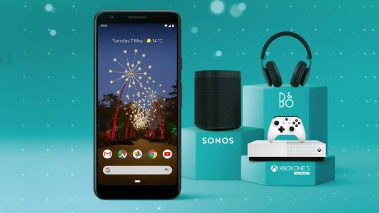 EE is giving away free Xbox, Sonos speaker or B&O headphones with Google Pixel 3a deals