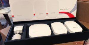 Amazon aims to take on Google Wi-Fi with purchase of Eero mesh routers