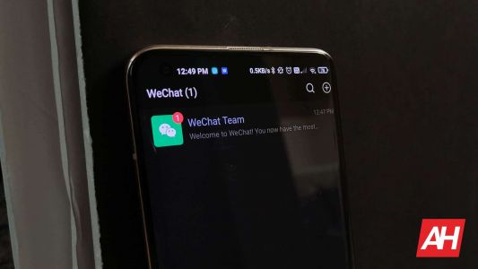The Justice Department Is Still Trying To Take WeChat From You
