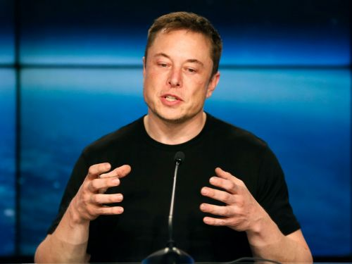 Elon Musk says he sees Twitter as a 'meme war land' - and it could create a big problem for Tesla