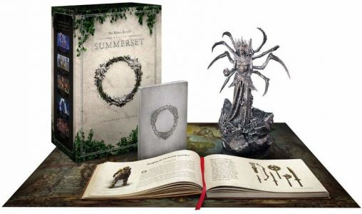 The Elder Scrolls Online: Summerset Collector's Edition discounted to $27