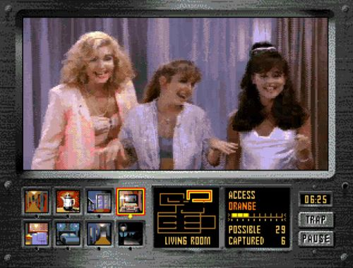 The Infamous Horror Game NIGHT TRAP Is Coming to the Switch