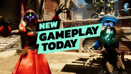 New Gameplay Today - City Of Brass