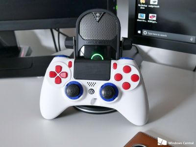 Scuf Impact review: A pro PS4 controller that's great for PC gaming