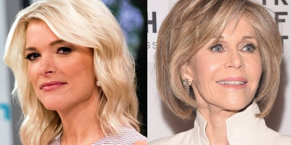 Megyn Kelly escalated her feud with Jane Fonda over plastic surgery question in a blistering monologue: 'She has no business lecturing anyone on what qualifies as offensive'
