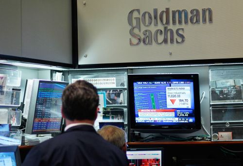 Goldman Sachs just made its first crypto hire to explore a potential bitcoin trading desk