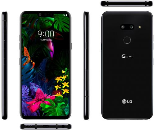 LG G8 ThinQ stops by the FCC in US