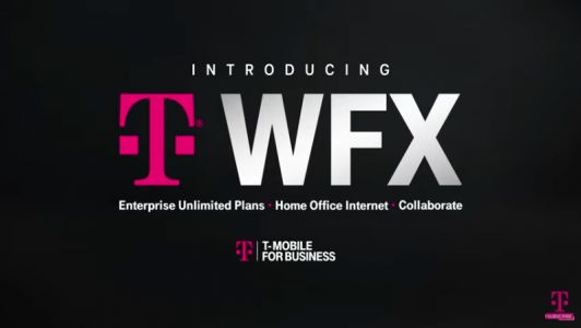 T-Mobile introduces T-Mobile WFX