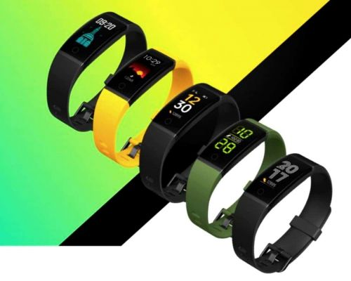 Realme Band re-launched in India with updated software and brighter display