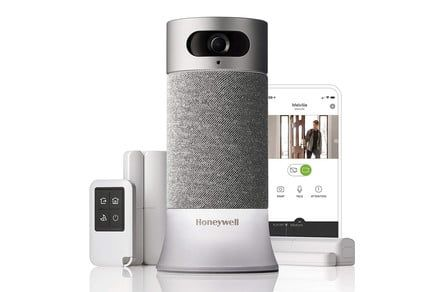 Honeywell Smart Home Security Starter Kit Review