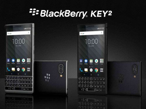 BlackBerry KEY2 launching in the U.S. on July 13th