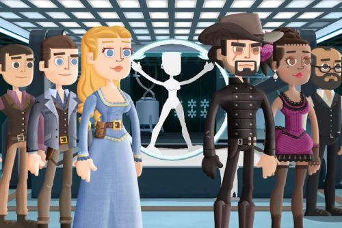 The Makers Of WESTWORLD Game Are Being Sued By Bethesda For Using FALLOUT SHELTER'S Code
