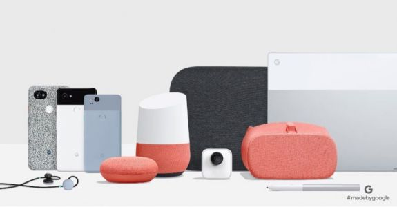 Google's new minimalist product line oozes cool