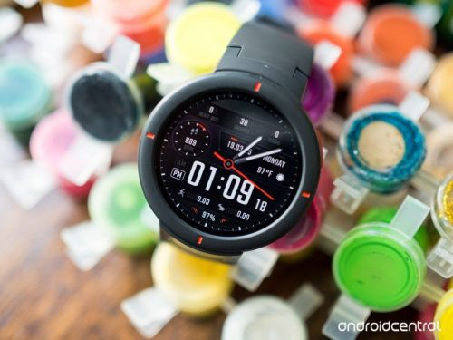The Amazfit Verge is a fitness smartwatch for the rest of us
