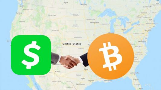 Square now lets all US CashApp users buy and sell Bitcoin