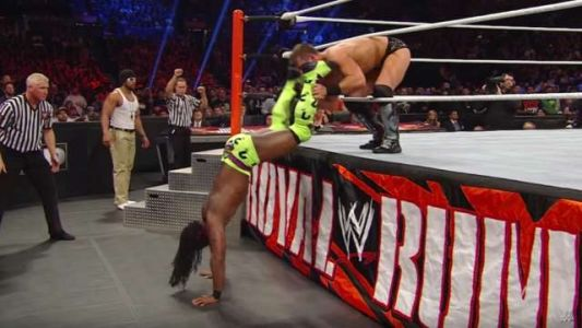 Royal Rumble 2020: 10 Creative Ways WWE Superstars Stayed In The Match