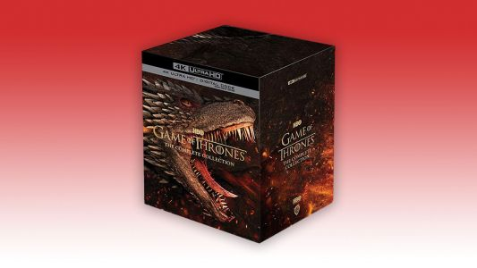 Game Of Thrones 4K Blu-Ray Box Set Is Coming, Available To Pre-Order Now