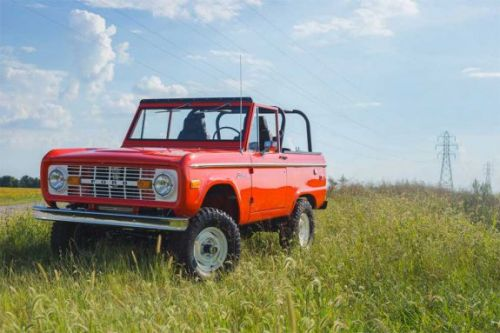 Gateway Bronco lands Ford license to build brand-new '66 to '77 Broncos