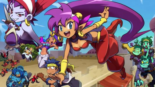 Shantae And The Pirate's Curse Confirmed For Switch
