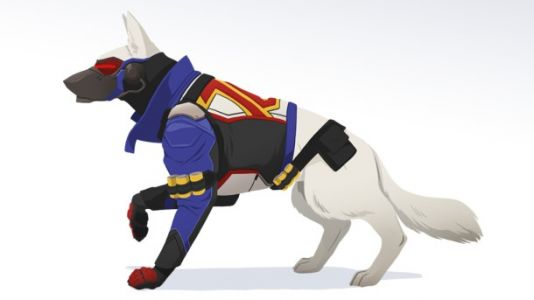 Roverwatch: Check Out The Overwatch Cast Redrawn As Dogs