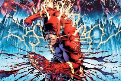 The upcoming Flash movie will be called Flashpoint - and that's a bad idea