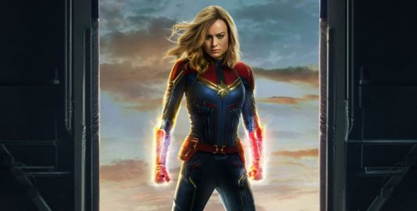 New Captain Marvel Posters Show Us A Younger S.H.I.E.L.D