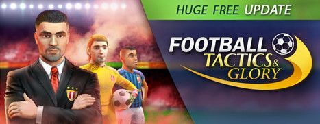 Daily Deal - Football, Tactics & Glory, 25% Off