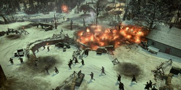 Go go go: Company of Heroes 2 is free today