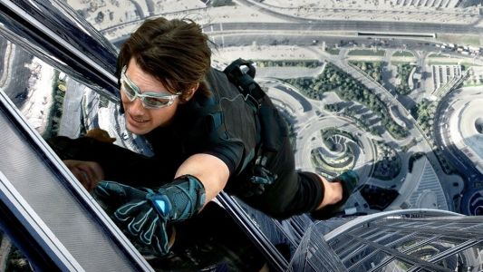 Tom Cruise's MISSION: IMPOSSIBLE Stunts Recreated in Fun Stop-Motion Animated Video