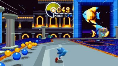 Sonic Mania Intro Released, PC Delay Announced On Livestream