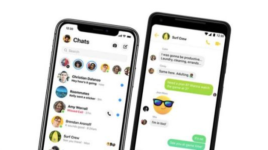 Facebook Messenger's Redesign Is Rolling Out to Most Users