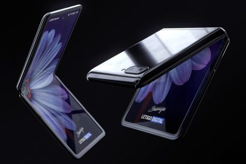Samsung's incoming Galaxy Z Flip can lock at 90 degrees