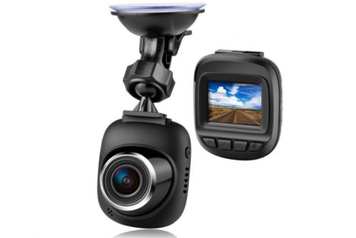 Record your travels for cheap with this $30 dash cam