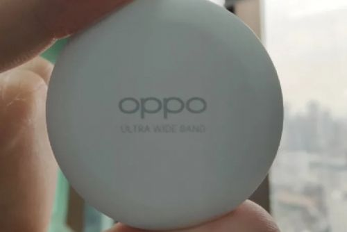 Oppo smart tag design revealed ahead of potential launch in new leaked images