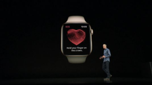 Apple barely got FDA approval for the Watch 4's ECG in time for the unveiling last week