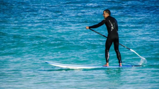 What paddleboarding has taught me about being a balanced entrepreneur