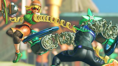 Arms' Creators On Twintelle's Popularity And The Strange Lore Of The Game's World
