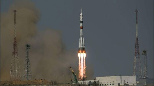 A Russian actress and film director returned safely from the ISS