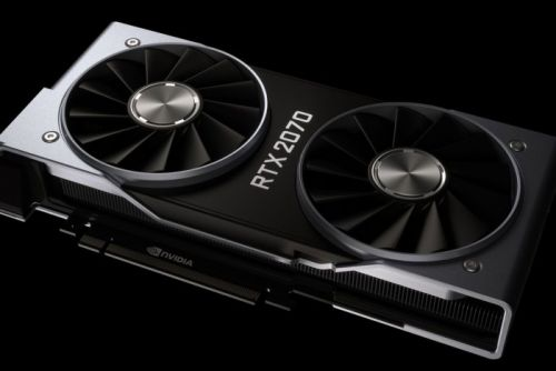 Nvidia's GeForce RTX 2070 launches on October 17. Will ray traced games be ready?
