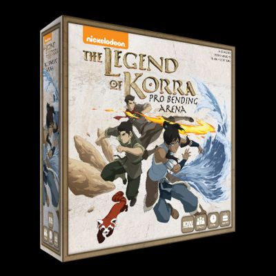 The Legend of Korra is Getting a Tabletop Game This Year