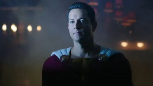 SHAZAM! FURY OF THE GODS Behind-the-Scenes Teaser Reveals First Look at New Characters