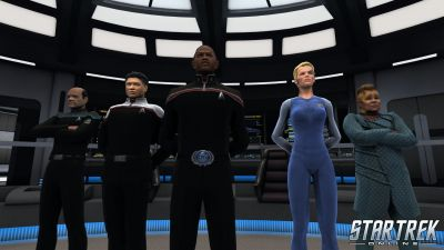 Star Trek Online gamers can win a Tal Shiar Adapted Battlecruiser for Xbox One