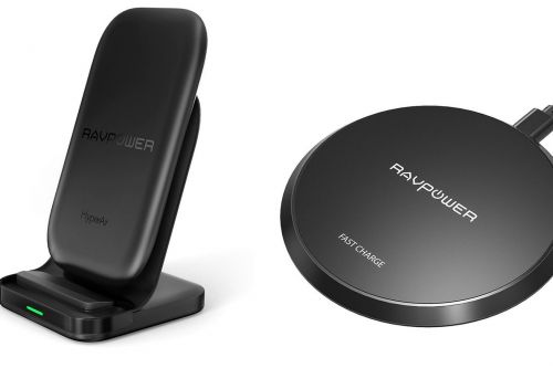 RavPower wireless chargers are at their lowest price ever with Amazon's Deal of the Day
