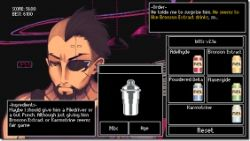 Cyberpunk bartender simulator VA-11 HALL-A is coming to Switch in 2019
