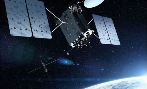 Lockheed Martin makes changes to GPS satellites so they can be upgraded in orbit